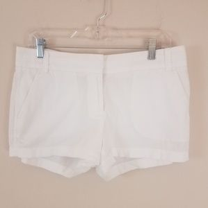 J. Crew Shorts - J. Crew | White Chino Shorts [Shorts]